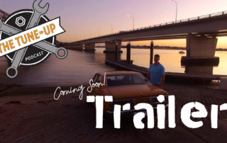 The Tune Up Podcast Trailer cover image