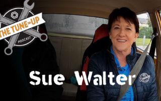 Sue Walker in the datton