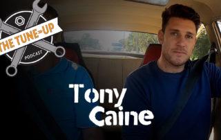 Tony Caine Interview