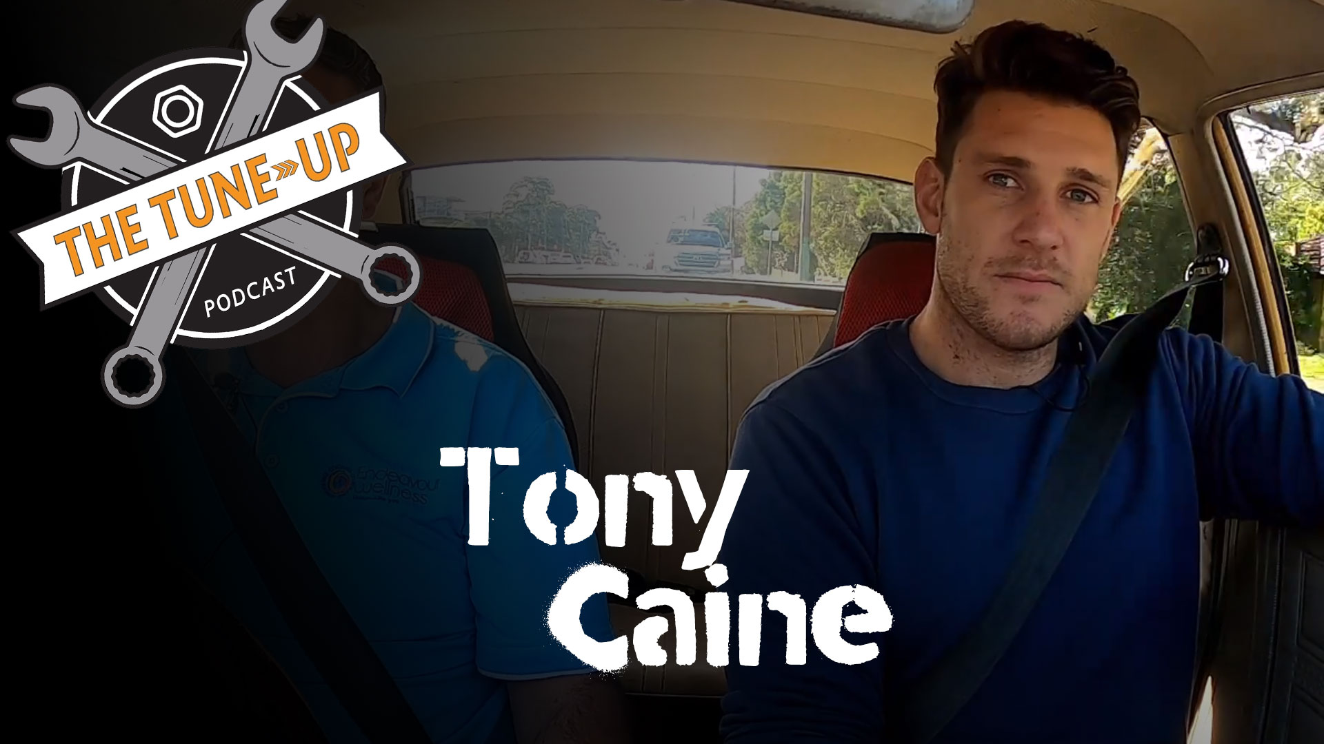 Tony Caine Interview